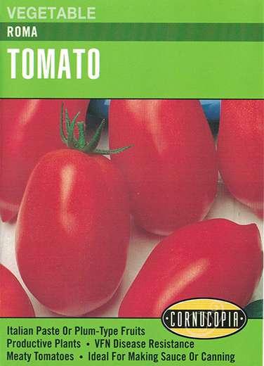 Cornucopia Garden Seeds 226