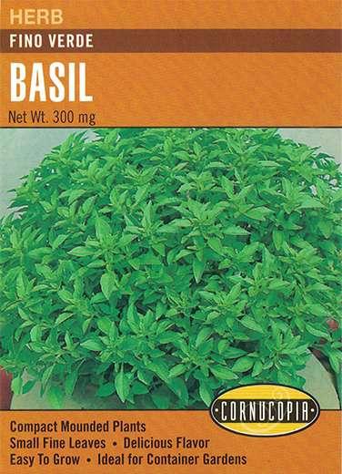 Cornucopia Garden Seeds 216
