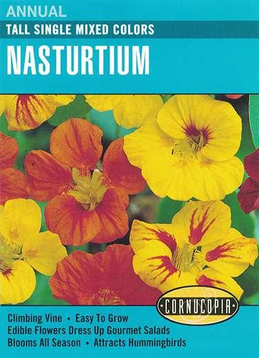 Cornucopia Garden Seeds 127