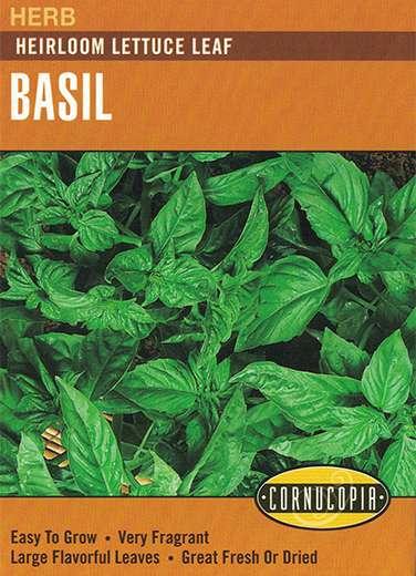 Cornucopia Garden Seeds 239