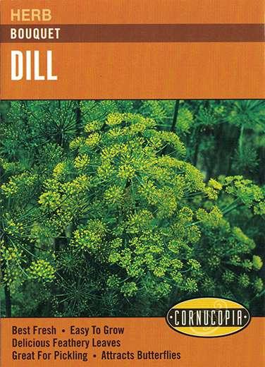 Cornucopia Garden Seeds 259