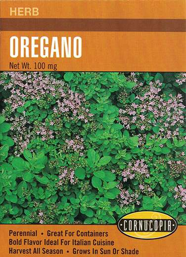 Cornucopia Garden Seeds 218
