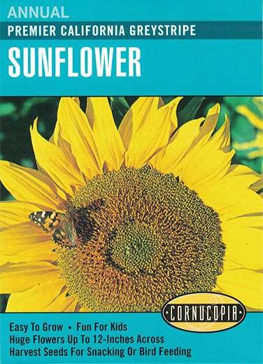 Cornucopia Garden Seeds 134