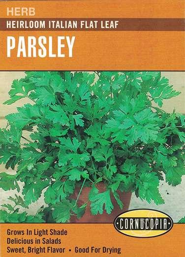 Cornucopia Garden Seeds 219