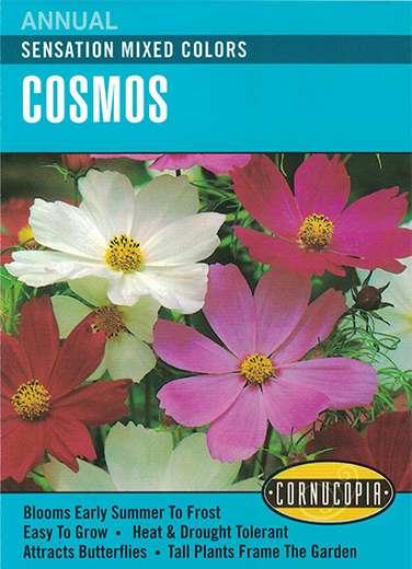 Cornucopia Garden Seeds 116