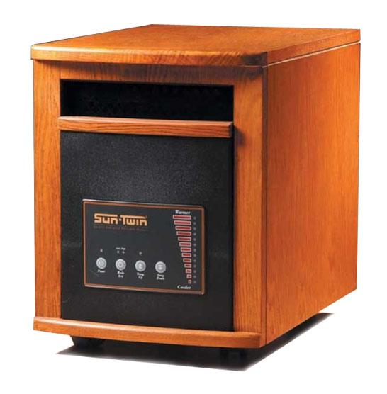 Resource Partners Stwgen3 Sun Twin Oak Infrared Heater At