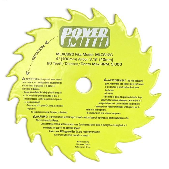 PowerSmith MLACB20