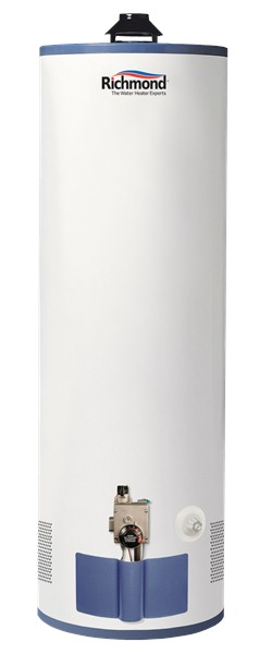 richmond 6g4036f1 40 gal natural gas water heater 6 year - 30 Gallon Water Heater