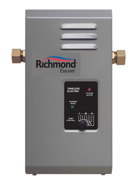 Richmond Rmte 7 Essential Tankless 7 Kw Electric Water