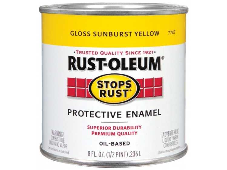 Rust-Oleum Stops Rust 7747730