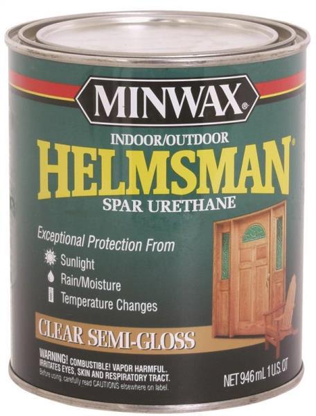 Minwax 27426632103 Helmsman Interior Exterior Spar