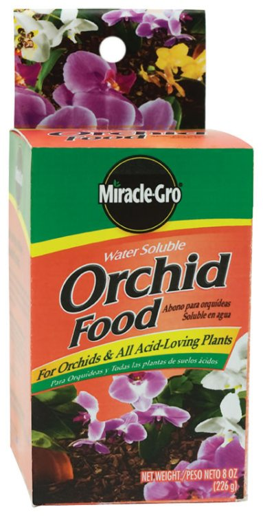 Miracle Gro 100199 Miracle Gro Orchid Plant Food 8 Oz At Sutherlands