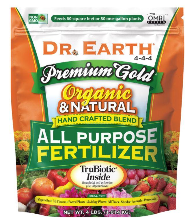 Dr. Earth DRE706P