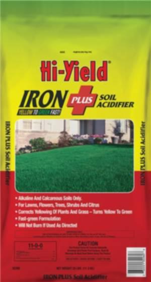 25-Lb Iron Plus Soil Acidifier 11-0-0