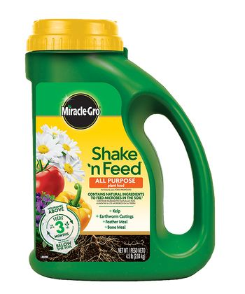 1-Pound Miracle-Go Shake N Feed All Purpose Plant Food