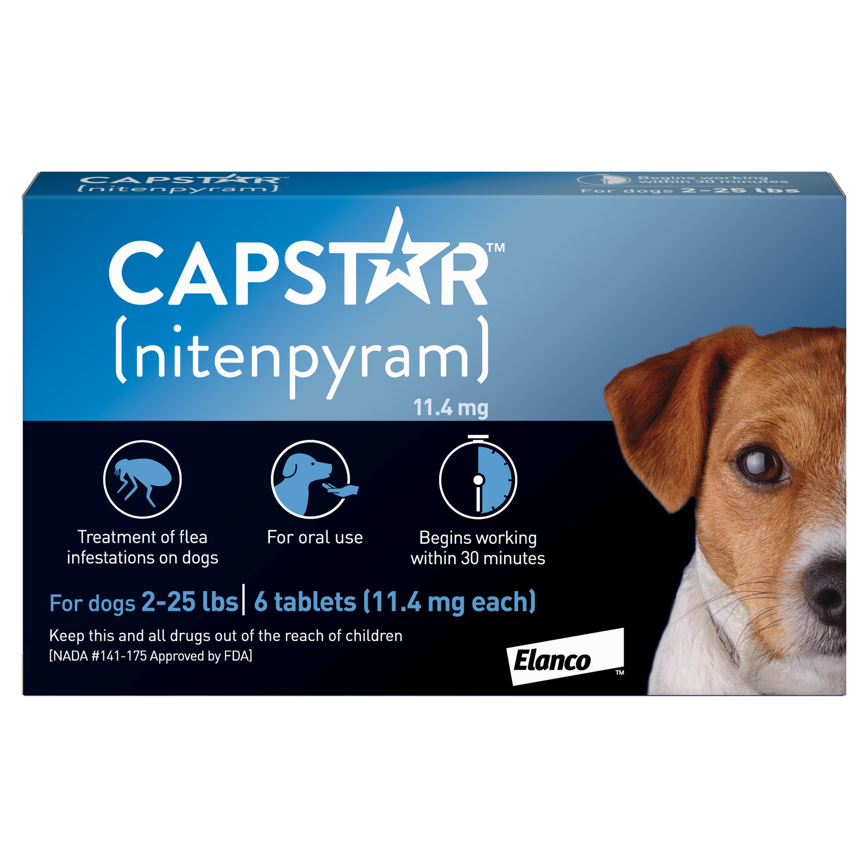 Capstar 231000
