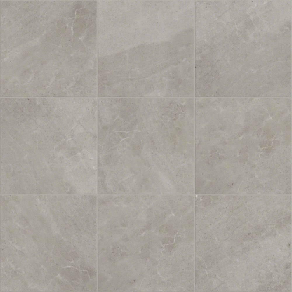 Shaw CSQ Inch X Inch Light Gray Oasis Ceramic Floor - 13 inch floor tiles