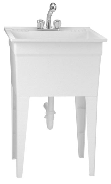 ASB Corp 103001 Heavy Duty All-In-One Utility Tub at Sutherlands