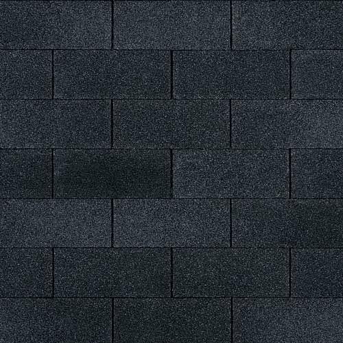 Owens Corning Sa01 Supreme Fiberglass Roof Shingles Onyx