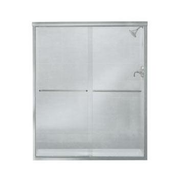 Sterling 5475 59s G69 Shower Door Frameless Silverlake Mist At