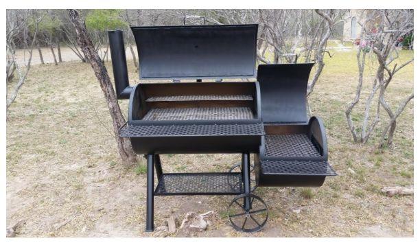 Texas Longhorn BBQ Pits TL-114