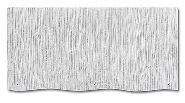 Gaf Wavy Purity Fiber Cement Shingle Wavy Edge 12 X 24