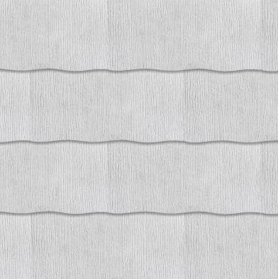 Gaf Wave Edge 12 X 24 Purity Fiber Cement Shingle Wavy