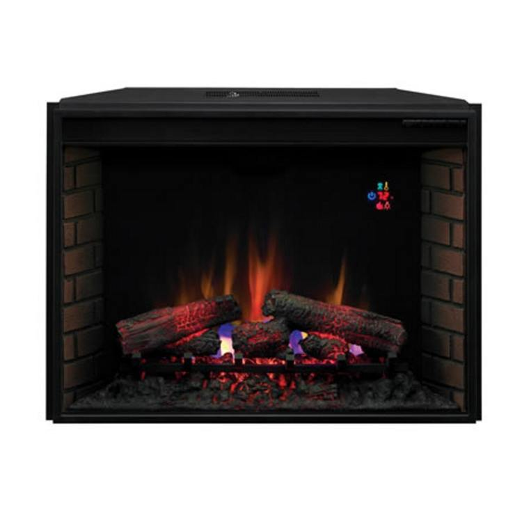 Twin Star International 28ef023gra 28 In Electric Fireplace Insert At Sutherlands
