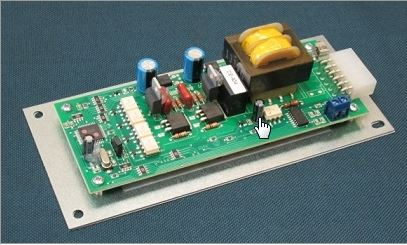 United States Stove A E 401 Breckwell Digital Circuit Board At