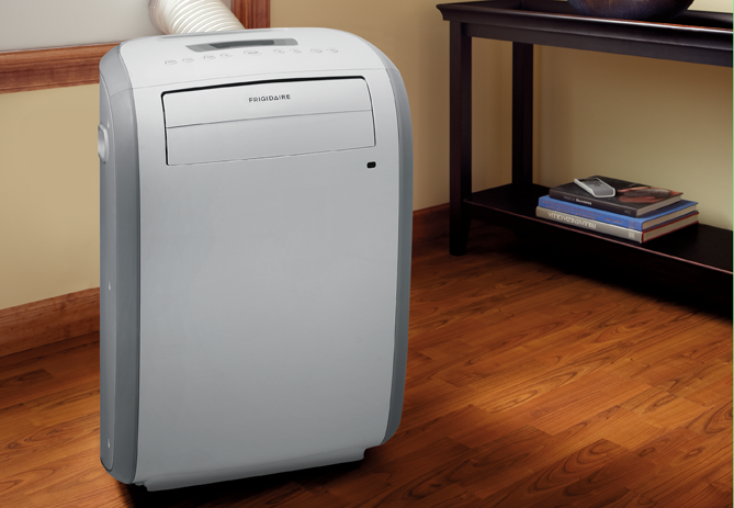 frigidaire portable air conditioner manual