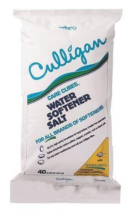 Culligan 23093 Care Cubes Water Softener Salt 40lb At