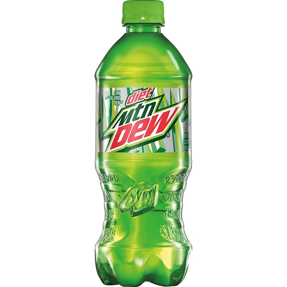 Pepsi MT DEW