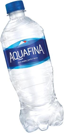 Pepsi AQUA FINA