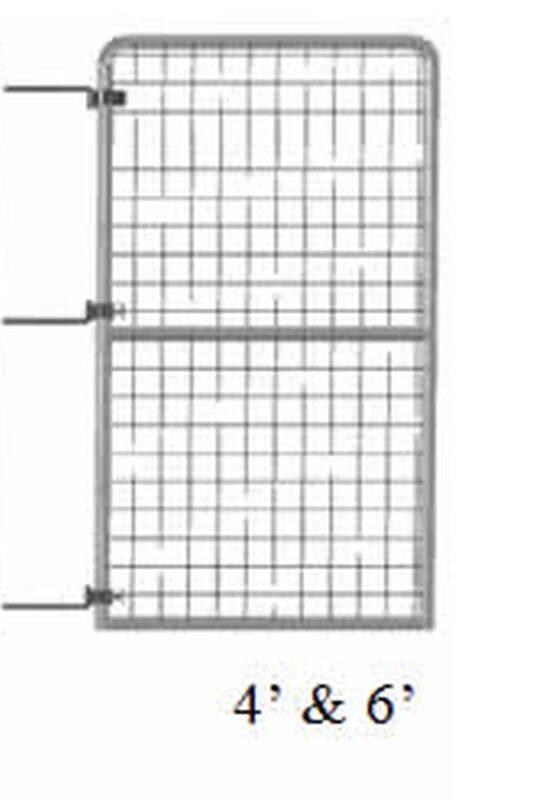 Ranger Gate 299-520