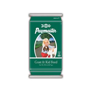 Paymaster Goat & Kid Pellets
