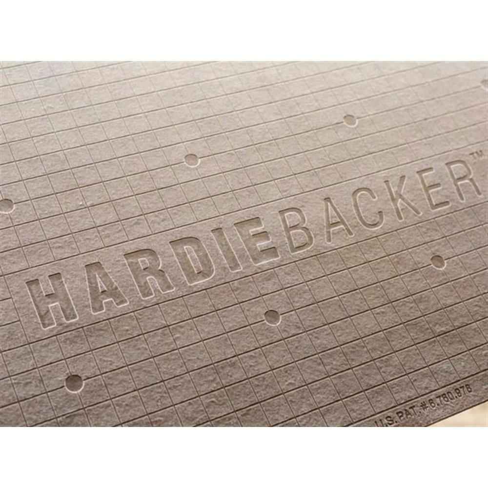 1 2 Hardi Backer 500 Cement Board At Sutherlands